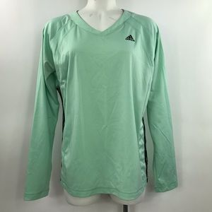 Women's Adidas Size L Pullover Sweater